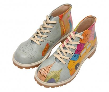 Γυναικείες μπότες Manhattan