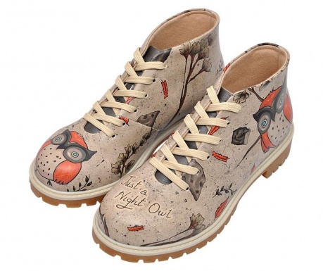 Γυναικείες μπότες Night Owl Laces