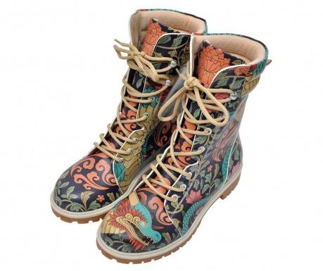 Γυναικείες μπότες Chinese Dragon