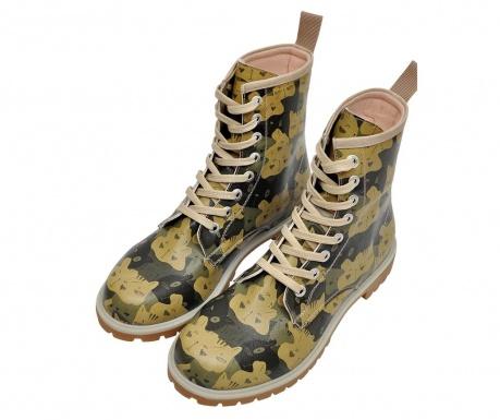 Γυναικείες μπότες Catmouflage