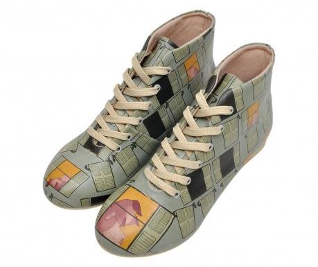 Γυναικείες μπότες Windows