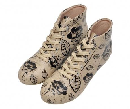 Γυναικείες μπότες Flower Art