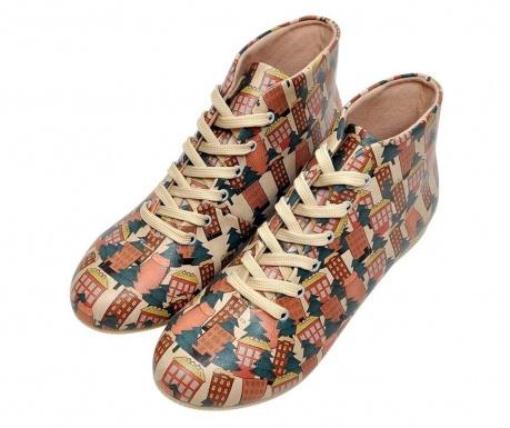 Γυναικείες μπότες Home Sweet Home