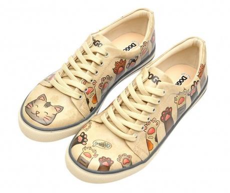 Γυναικεία πάνινα παπούτσια Yummy