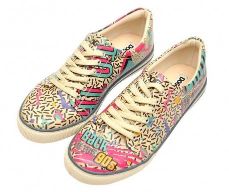 Γυναικεία πάνινα παπούτσια Back to the 90s