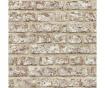 Stenska tapeta Rustic Brick 53x1005 cm