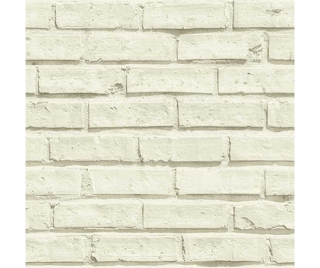 City Brick Cream Tapéta 53x1005 cm
