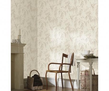 Stenska tapeta Willow Tree Grey Taupe 53x1005 cm