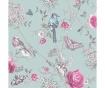 Stenska tapeta Paradise Garden Mint Green 53x1005 cm