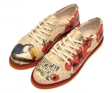 Γυναικεία παπούτσια Tropical Summer