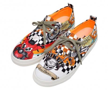 Ανδρικά πάνινα παπούτσια Biker since Born