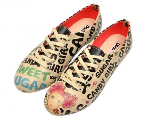 Γυναικεία πάνινα παπούτσια Sweet Sugar