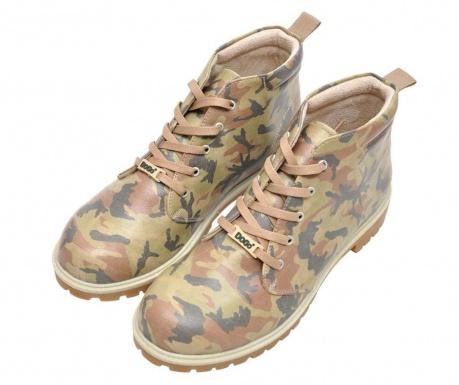 Ανδρικές μπότες Camo