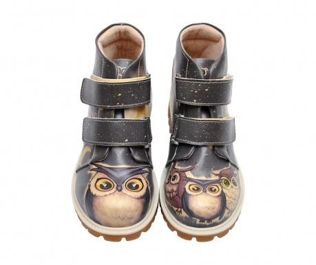 Παιδικές μπότες Owls Family