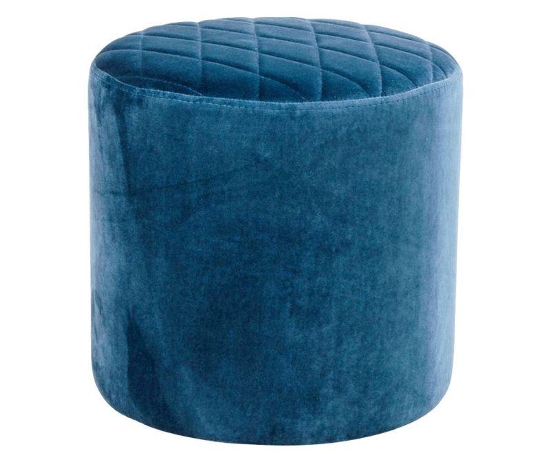 Tabure Ejby Velvet Dark Blue