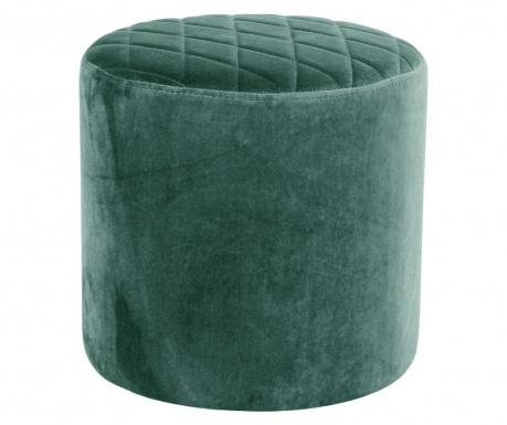 Taboret Ejby Velvet Dark Green