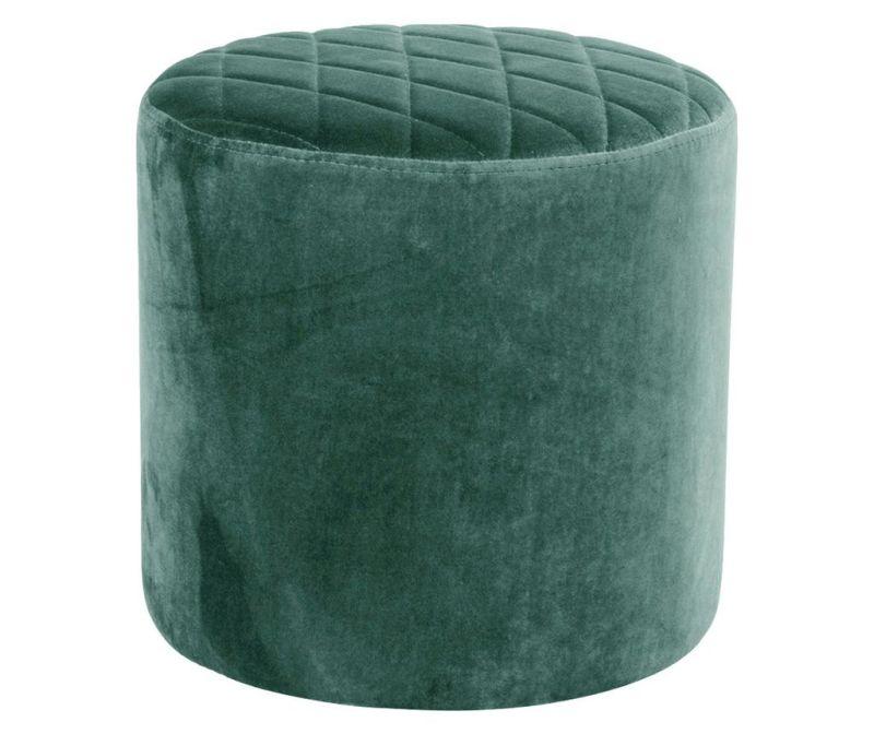 Tabure Ejby Velvet Dark Green