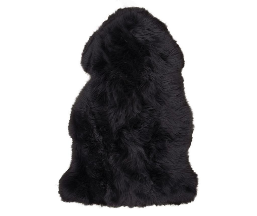 Tepih Lamb Black 50x85 cm