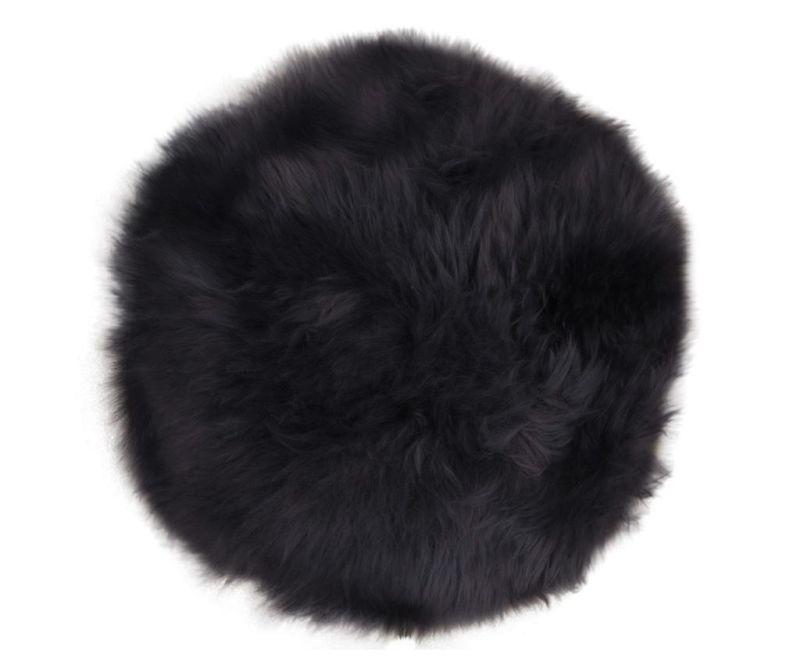 Blana de miel Lamb Black 35 cm