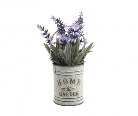 Sztuczny kwiat w doniczce Home & Garden