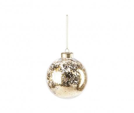 Glob decorativ Sparkle Gold