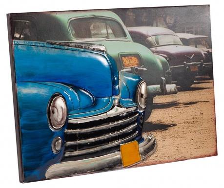 Πίνακας Cuba 45x60 cm