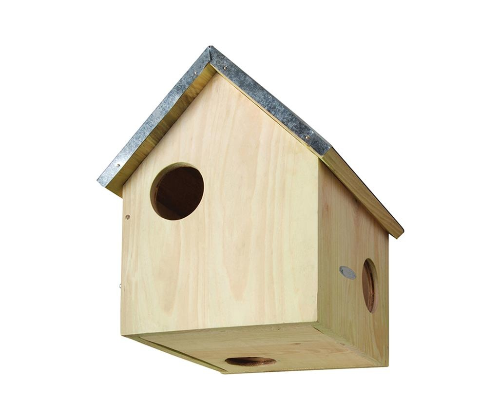 Hišica za veverice Nixie Zinnia