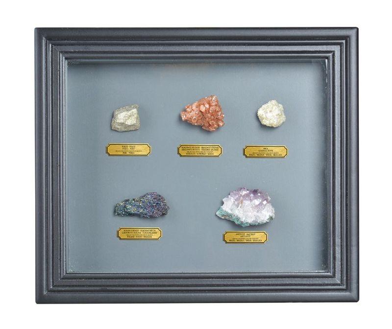 Nástěnná dekorace Minerals Collection