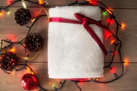 Πετσέτες Χριστουγέννων