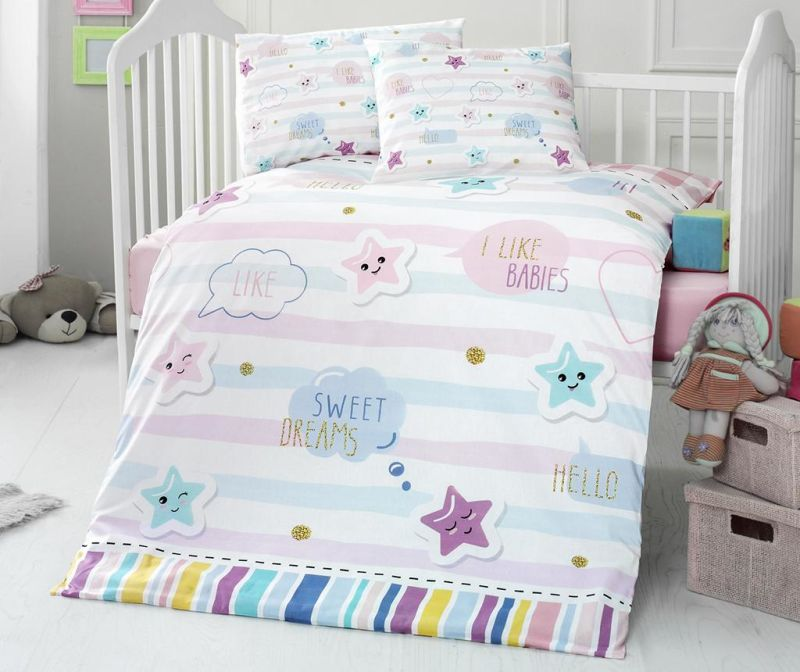 Posteljnina za otroško posteljico Ranforce Supreme Dream 100x150