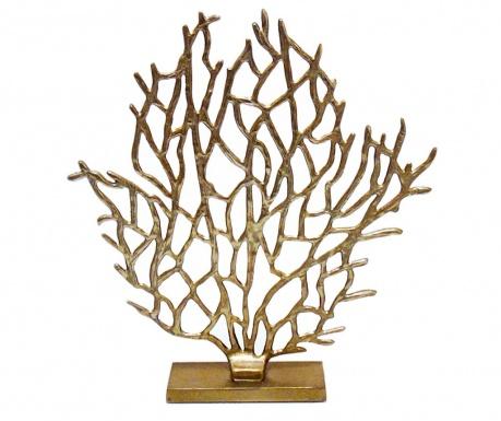 Dekoracja Edmund Tree Gold
