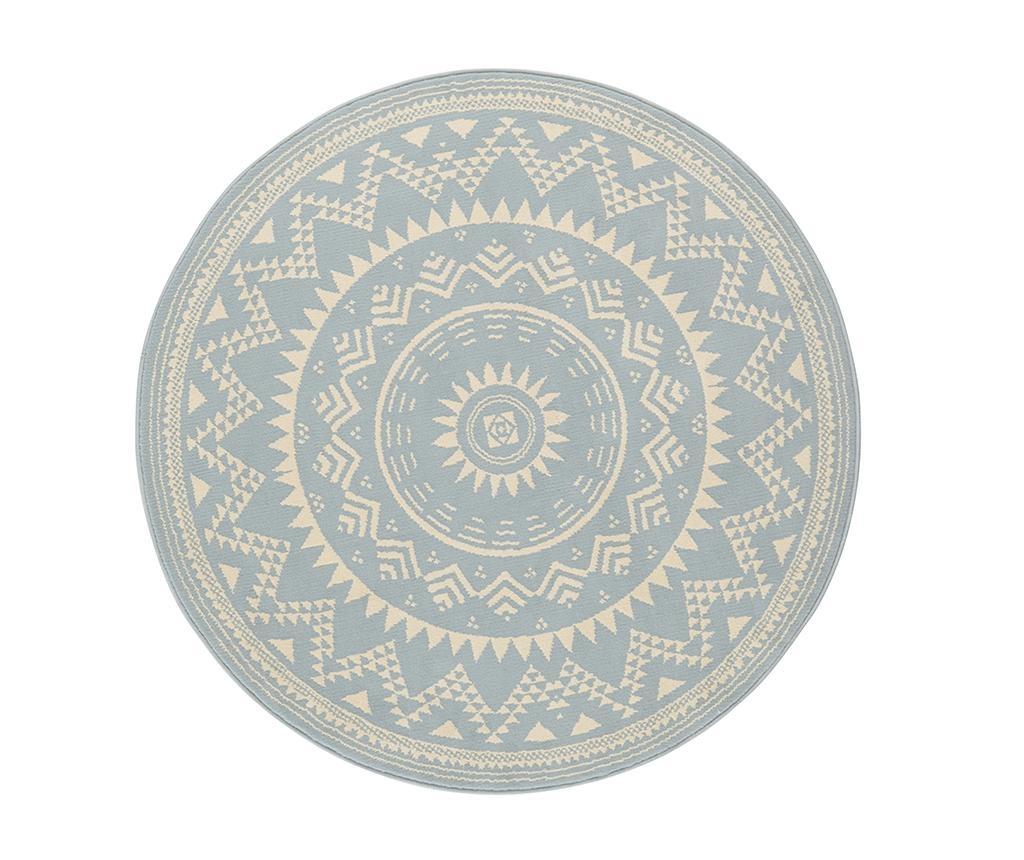 Килим Valencia HimmelBlue Cream Round 200 см