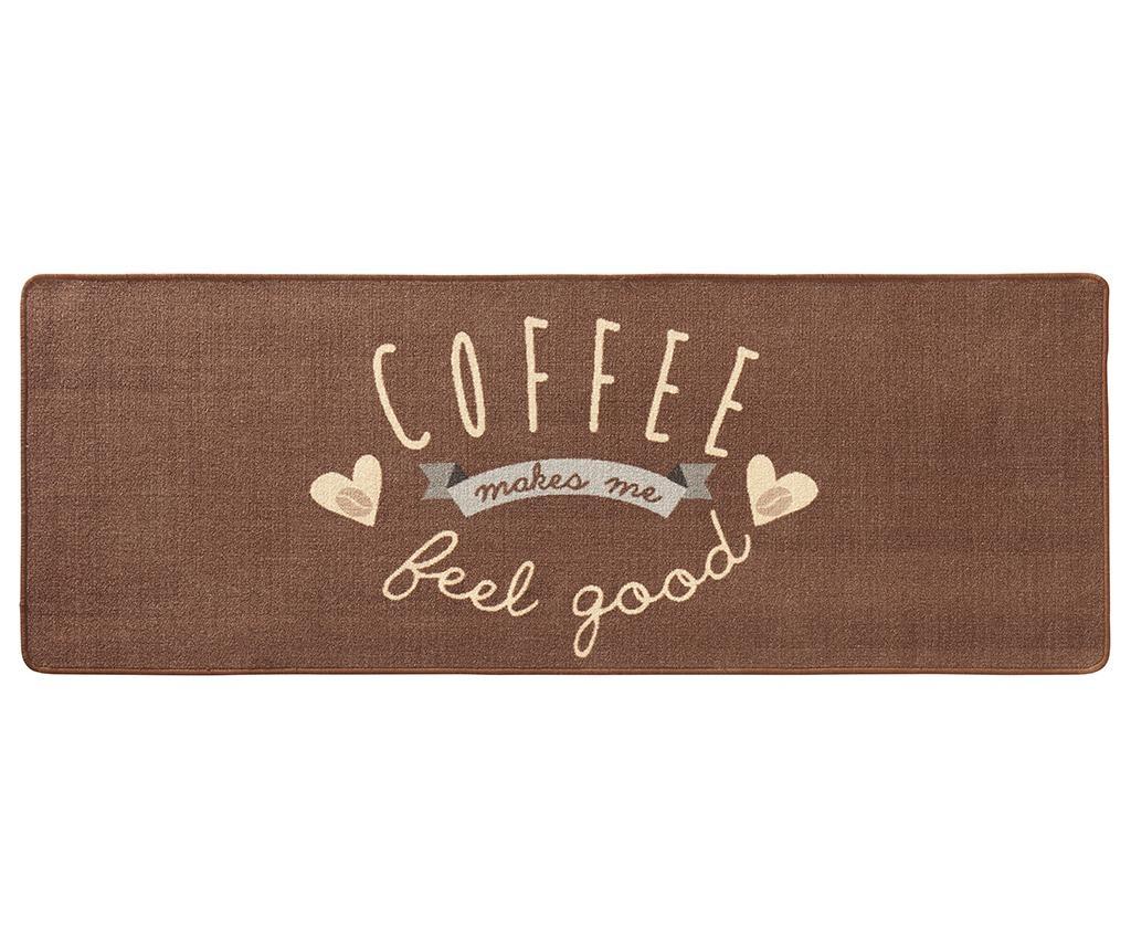Covor Kitchen Runner Coffee 67x180 cm