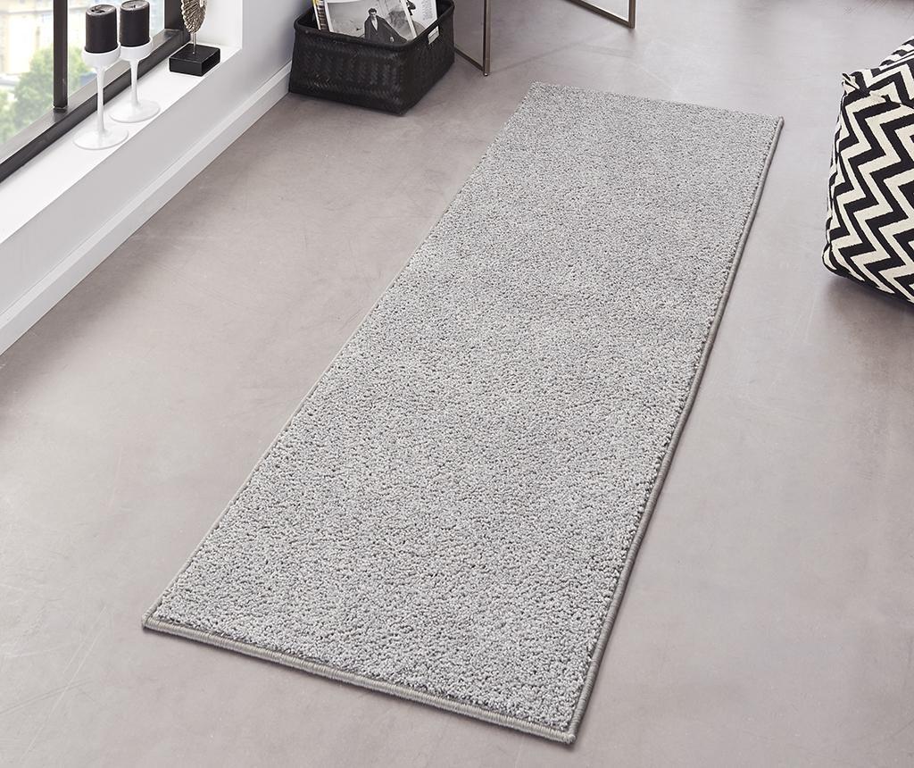 Килим Pure Runner Grey 80x400 см