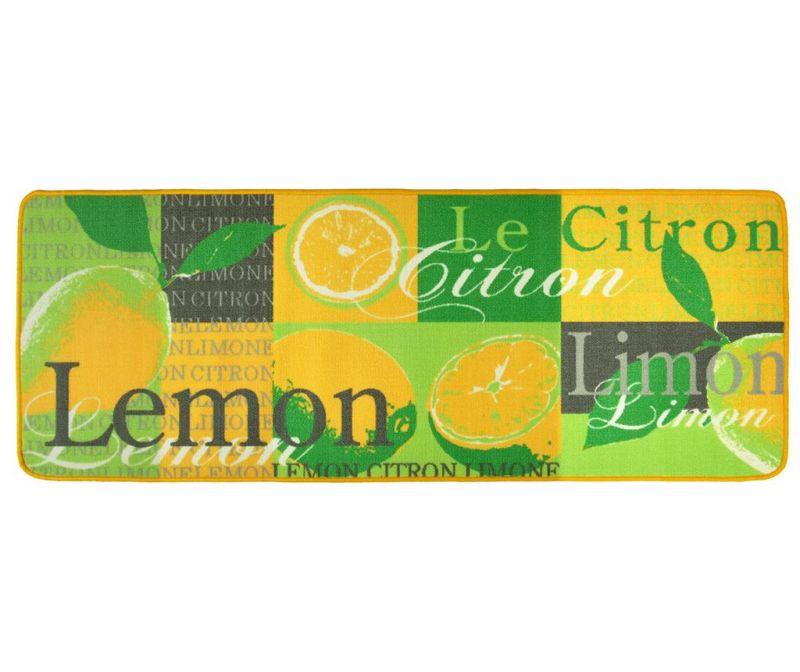 Preproga Kitchen Lemon 67x180 cm