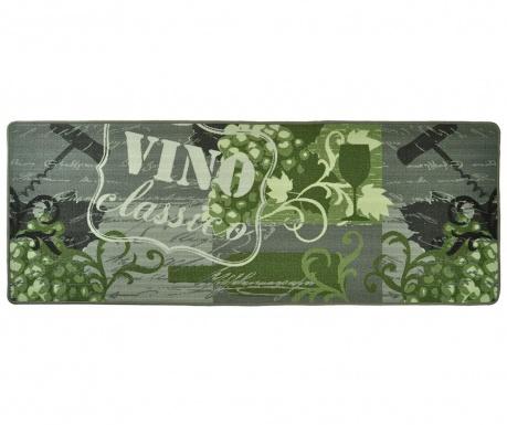 Preproga Kitchen Classic Wine 67x180 cm