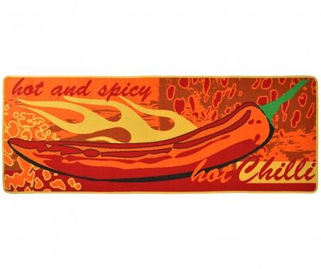 Χαλί Kitchen Hot Chilli 67x180 cm