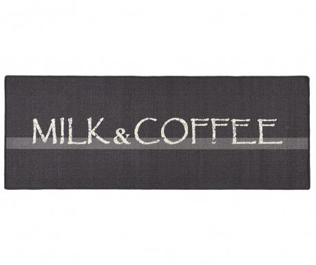 Χαλί Kitchen Milk and Coffee 67x180 cm