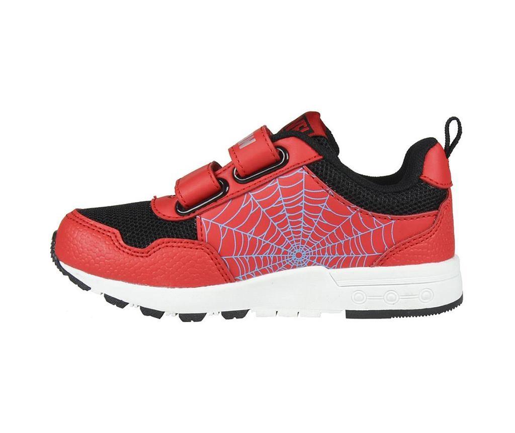 Otroški športni čevlji Spiderman Lights Red 28