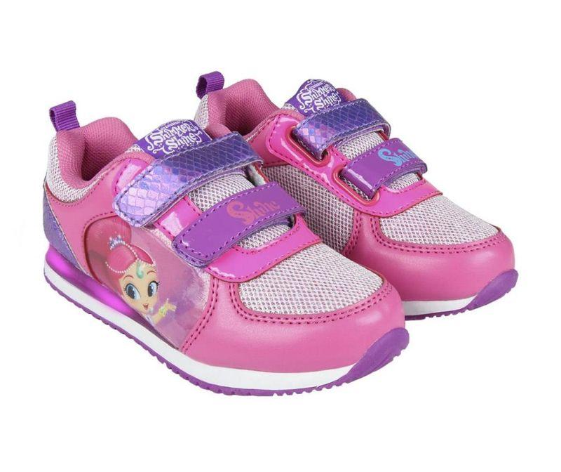Otroški športni čevlji Shimmer and Shine Lights 28