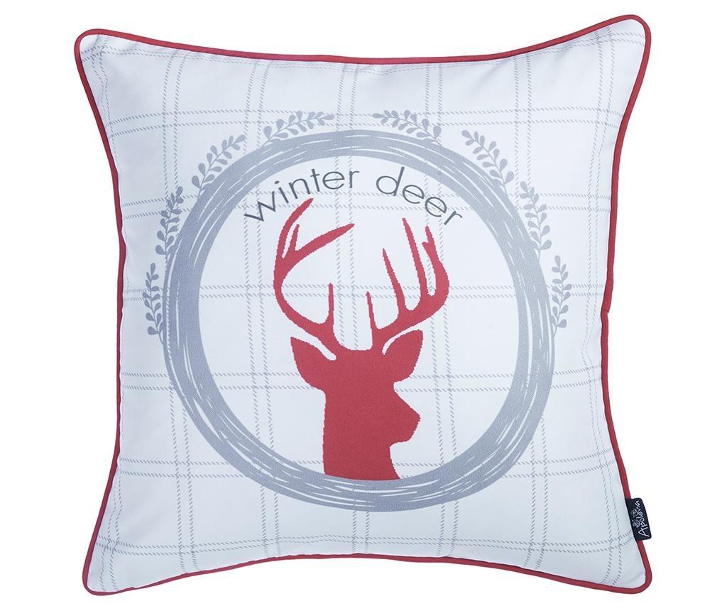 Jastučnica Winter Deer 45x45 cm