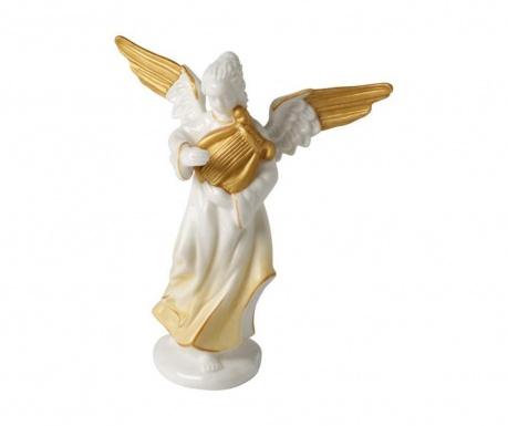 Dekorácia Angel with Harp