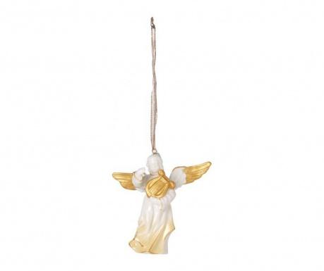 Závesná dekorácia Angel with Harp