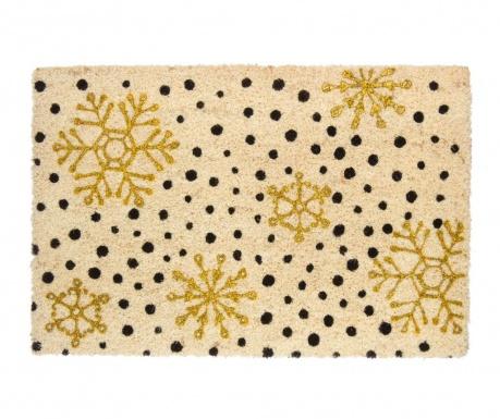 Predpražnik Festive Gold 40x60 cm