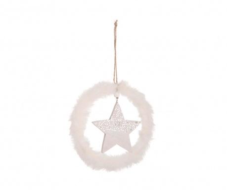 Decoratiune suspendabila Doroty Silver Star