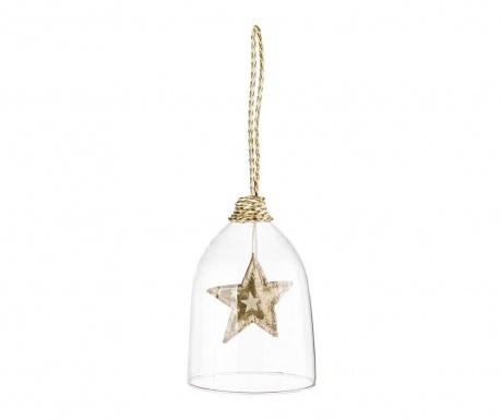 Decoratiune suspendabila Star Glass