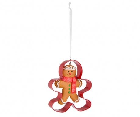 Decoratiune suspendabila Gingerbread Man