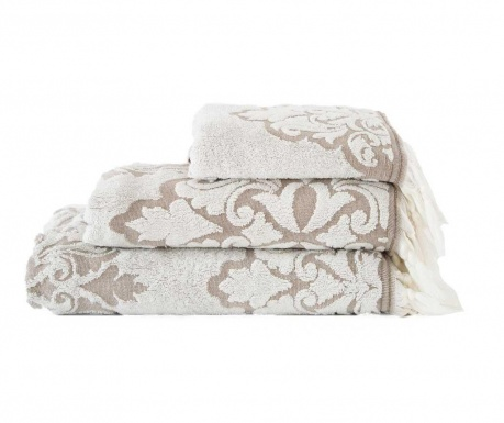 Кърпа за баня Vintage White