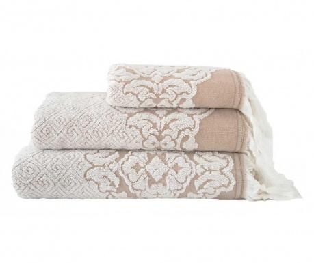 Кърпа за баня Calisto White