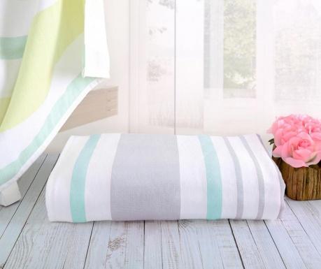 Ręcznik kąpielowy Havlu Lotus Aqua 90x150 cm